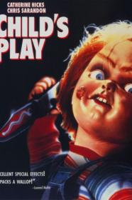 Child's Play (1988) [1080p] [YTS AG]