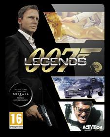 007 Legends [qoob RePack]