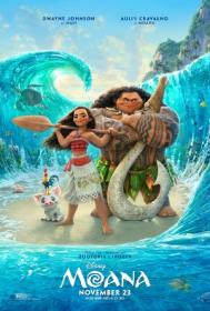 Moana 2016 SWEDiSH 720p BluRay x264-FiLMANTA