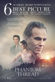 Phantom Thread 2017 DVDSCR x264 AC3 TiTAN