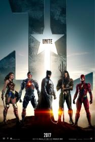 Justice League 2017 HDRip XviD AC3-EVO