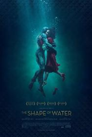 The Shape Of Water (2017) [BluRay] (1080p)