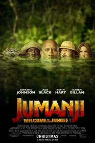 Jumanji Welcome To The Jungle (2017) [WEBRip] (1080p) [YTS AM]