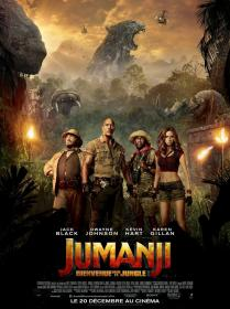 Jumanji Welcome to the Jungle 2017 1080p WEB-DL DD 5 1 x264 ESub
