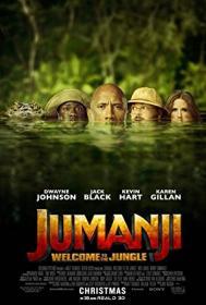 Jumanji Welcome to the Jungle 2017 1080p BluRay x265 HEVC 6CH-MRN