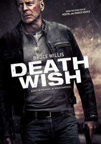 Death Wish (2018) 720p Hindi Dubbed HDRip x264 AAC (Line-Aud) by Full4movies