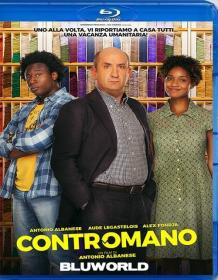 Contromano 2018 iTALiAN BRRip XviD BLUWORLD