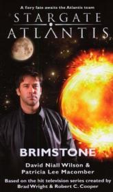 Stargate Atlantis - Brimstone - SGA-15 - Fandemonium Ltd (2010, Crossroad Press) - David Niall Wilson - EPUB - AnonCrypt