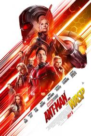 Ant-Man And The Wasp (2018) [WEBRip] (1080p)