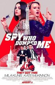 The Spy Who Dumped Me 2018 480p HC HDRip x264 AAC-Televisi21 tv
