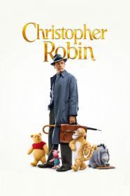 Christopher Robin (2018) [BluRay] [720p]