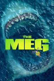 The Meg (2018) [WEBRip] [720p]