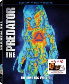 The Predator 2018 x264 720p Esub BluRay Dual Audio English Hindi GOPISAHI
