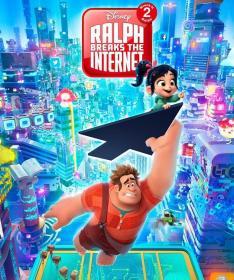 Ralph Breaks the Internet (2018) English 720p HDRip x264 850MB
