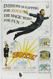 Zotz! (1962) [BluRay] [720p]