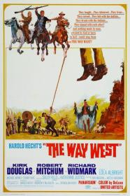 The Way West (1967) [BluRay] (1080p)
