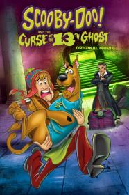 Scooby-Doo! And The Curse Of The 13th Ghost (2019) [WEBRip] [720p]