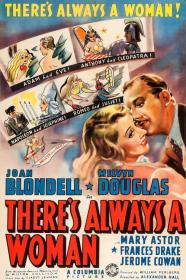 There's Always A Woman (1938) [WEBRip] [720p]
