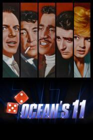 Ocean's 11 (1960) [BluRay] (1080p)