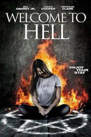 Welcome To Hell (2018) [WEBRip] [720p]