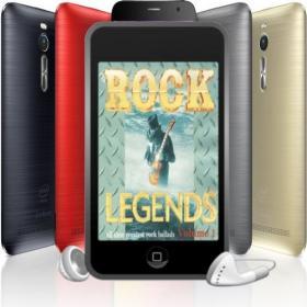 VA - Rock Legends vol 1 (1995) MP3