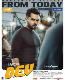 Dev (2019)[Tamil Proper HQ Proper PreDVDRip - x264 - 700MB - HQ Original Audio]