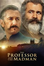 The Professor And The Madman (2019) [WEBRip] [720p]