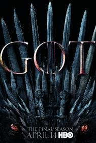 Game of Thrones S08E04 1080p AMZN WEBRip DDP5 1 x264-GoT[rarbg]
