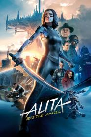 Alita Battle Angel (2019) [WEBRip] [720p] [YTS LT]