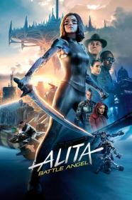 Alita Battle Angel (2019) [WEBRip] (1080p) [YTS LT]