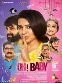 Oh Baby (2019) Telugu DVDScr x264 MP3 700MB