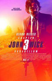 John Wick 3 2019 HDRip XviD AC3-EVO