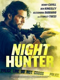 Night Hunter 2019 HDRip XviD-EVO