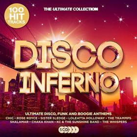 Various Artists - Disco Inferno Ultimate Disco Anthems