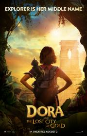Dora and the Lost City of Gold 2019 1080p WEB-DL DD 5.1 H264-FGT