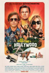 Once Upon A Time In Hollywood 2019 HDRip XviD-EVO