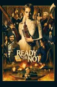 Ready Or Not (2019) [BluRay] [720p] [YTS]
