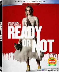 Ready or Not 2019 BDRip 1.41GB MegaPeer