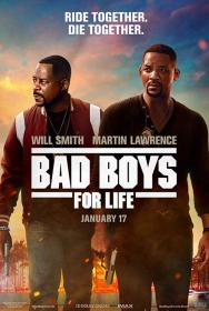 Bad Boys For Life 2020 NEW 720p HD-TS x264 HQ-CPG