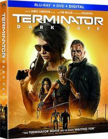 Terminator Dark Fate 2019 BDRip 1.46GB D MegaPeer