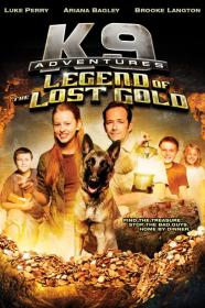 K-9 Adventures Legend Of The Lost Gold (2014) [1080p] [BluRay] [5.1] [YTS]