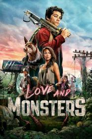 Love and Monsters 2020 720p WEBRip 800MB x264-GalaxyRG[TGx]