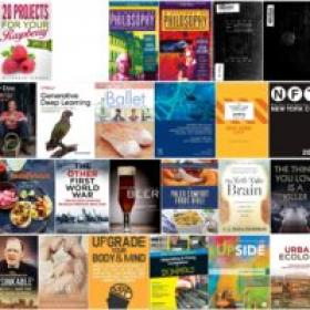 40 Assorted Books Collection PDF-EPUB October 17 2020 Set 203