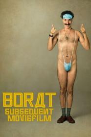 Borat Subsequent Moviefilm (2020) [1080p] [WEBRip] [5.1] [YTS]