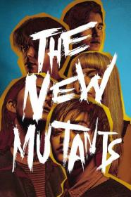 The New Mutants 2020 720p BluRay 800MB x264-GalaxyRG[TGx]