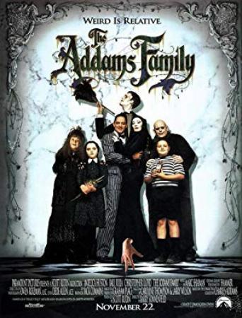 The Addams Family 2019 WEB-DLRip D