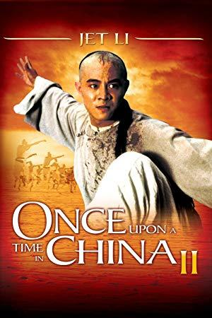 Once Upon A Time In China II (1992) [720p] [BluRay] [YTS]