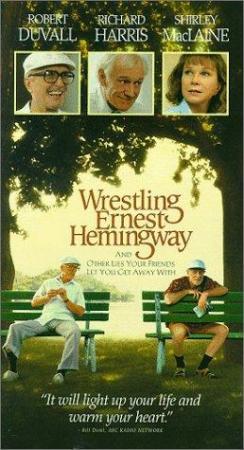 Wrestling Ernest Hemingway (1993) [720p] [WEBRip] [YTS]