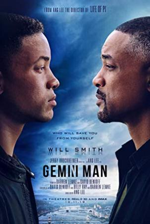 Gemini Man 2019 BluRay 1080p Dual Audio [Hindi DD 5.1 + English DD 5.1] x264 ESub - mkvCinemas [Telly]