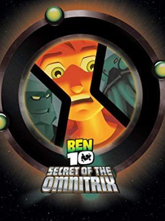 Ben 10 Secret Of The Omnitrix (2007) (1080p) [WEBRip]